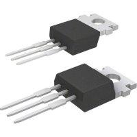 Schottkyho dioda Vishay 25CTQ045 , U(RRM) 45 V, U(FM) 0,56 V, I(AR) 3 A, TO 220 AB