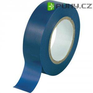 Izolační páska, SW10-159, 19 mm x 10 m, modrá