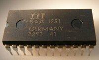 SAA1251 - IR-RC přijímač, 64 kódů, ITT