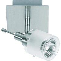 Bodové svítidlo Nice Price Spotlight Rondell, 1x 50 W, 230 V, nikl
