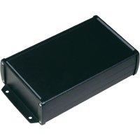 Univerzální pouzdro hliníkové TEKO TEKAM 33-E.9, (d x š x v) 196 x 108,9 x 49,54 mm, černá