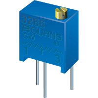 Trimr THT Bourns 3266W-1-104LF, 100 kΩ, ± 10 %, 0,25 W