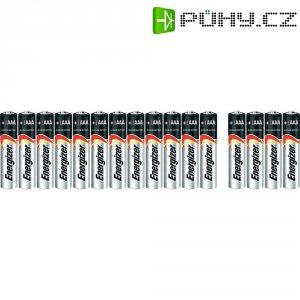 Alkalická baterie Energizer Ultra+, typ AAA, sada 12 ks+4 zdarma