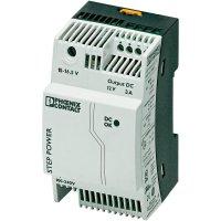 Zdroj na DIN lištu Phoenix Contact STEP-PS/1AC/12DC/3, 12 V/DC, 3 A