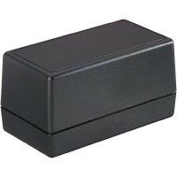 Univerzální pouzdro Strapubox 7475, 148 x 78 x 80 , ABS, černá