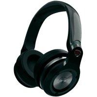 Sluchátka Monster N-Credible N-Pulse OverEar, černá
