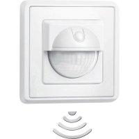 Detektor pohybu 180° Steinel, 750114, IP20, bílá