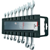 Sada očkoplochých klíčů TOOLCRAFT 820901, 8 - 19 mm, 8dílná
