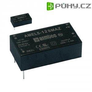 Síťový zdroj do DPS Aimtec AMEL5-15DMAZ, 15 VDC, 0.168 A