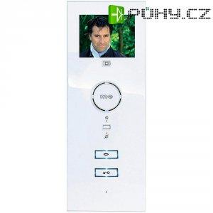 Vnitřní jednotka pro domácí videotelefon m-e VDV-503, 1 rodina, bílá