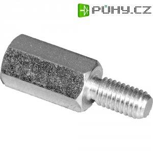 Distanční sloupek PB Fastener S45530X25, M3, 25 mm, 10 ks