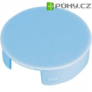 Krytka na kombinovaný knoflík (Ø 20 mm) OKW, modrá
