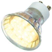 ž Žárovka LED GU10/230V (20x) - bílá teplá