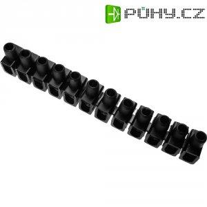 Svorka Kaiser, 4 - 10 mm², 12pólová, černá