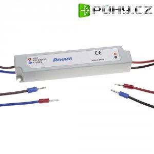 Vestavný spínaný zdroj Dehner LED-12V12W-IP67, 12 VDC, 12 W