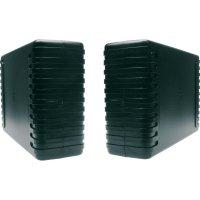 Univerzální pouzdro Strapubox 7040, 220 x 145 x 68 , ABS, černá