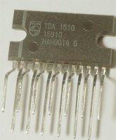 TDA1510 nf zesilovač 2x12W nebo 24W do auta, SIL13P