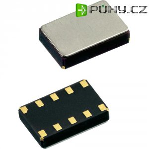 SMD krystal MicroCrystal RV-8523-C3-TA-20ppm, 3,7 x 2,5 x 0,9 mm