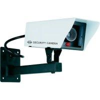 Atrapa kamery s blikající LED diodou Smartwares CS11D SW
