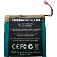 Akumulátor Li-Pol pro ACME FlyCamOne HD Transmiter, 3,7 V 1000 mAh