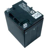 Olověný akumulátor, 12 V/28 Ah, Panasonic LC-XC1228P