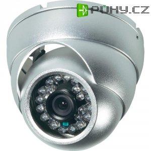 Venkovní dome kamera 420 TVL, senzor 8,5 mm Sony CCD, 12 VDC, 6 mm