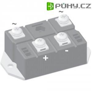 Můstkový usměrňovač IXYS VBO130-16NO7, U(RRM) 1600 V, 122 A, PWS-E