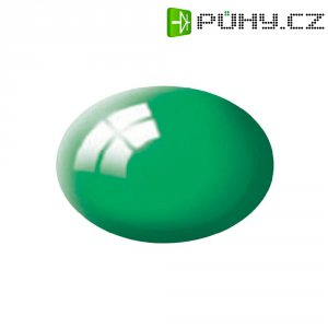 Airbrush barva Revell Aqua Color, 18 ml, smaragdově zelená lesklá