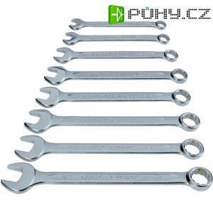 Sada očkoplochých klíčů Toolcraft, 7,9 - 19 mm, 8 ks
