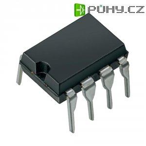 Operační zesilovač Dual Gen Purp JFET STMicroelectronics TL082CN, DIP 8