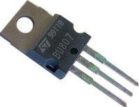 BU807 N 330V/8A 60W darlington + dioda TO220