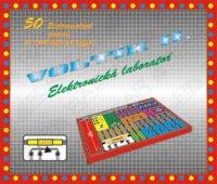 Stavebnice Voltík 2 - elektronická laboratoř nejen pro děti