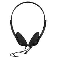 Sluchátka s mikrofonem CANYON CNE-CHS01B