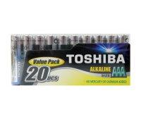 Baterie G LR03 20S MP-20 AAA TOSHIBA