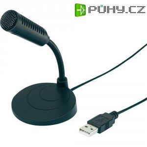 Stolní USB mikrofon Mc Crypt UM-80