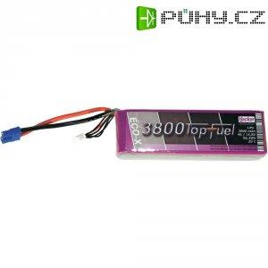Akupack Li-Pol (modelářství) Hacker 23800431, 14.8 V, 3800 mAh