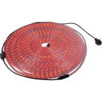 LED světelná hadice Basetech BR-LEDRL10mr, 10 m, červená