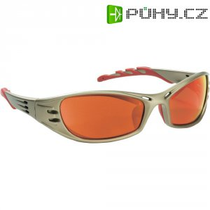 Ochranné brýle 3M Fuel, 75000-00063, červená