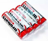 Baterie R6 Zinc 4x AA, EUROBATT