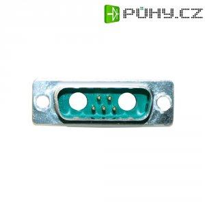 D-SUB kolíková lišta Conec 3007W2PCM99A10X, 15 pin, 180 °