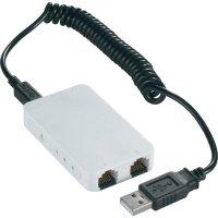 Switch Ethernet, 3-portový superslim s USB napájením