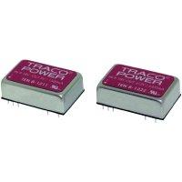 DC/DC měnič TracoPower TEN 8-7221WI, 800 mA, 110 V/DC / ±5 V/DC, 8 W, 82 %