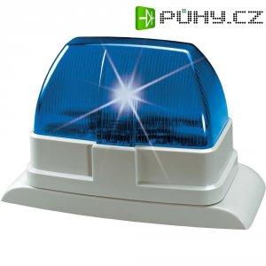 Venkovní stroboskop Abus Xenon SG1680, 70 bliknutí/min, modrá