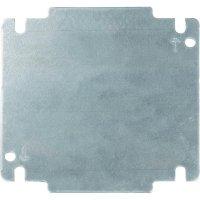 Montážní deska pro nástěnné pouzdro INLINE Schroff 32405-026, (d x š) 181 mm x 181 mm, šedá