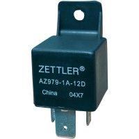 Miniaturní automobilové relé Zettler Electronics AZ979-1C-12D