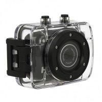 """Kamera akční HD 720p, LCD 2"""", voděodolná 20m FOREVER SC-110"""