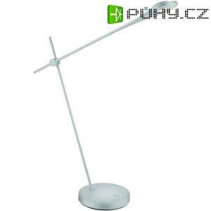 Stolní LED lampa Philips Mindset, 669098716, 7,5 W, šedá, teplá bílá