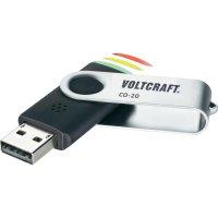 Měřič kvality ovzduší Voltcraft CO-20, USB