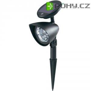 Solární bodové svítidlo IP44, 3 LED
