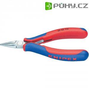 Ploché kleště kulaté Knipex 35 22 115, 115 mm